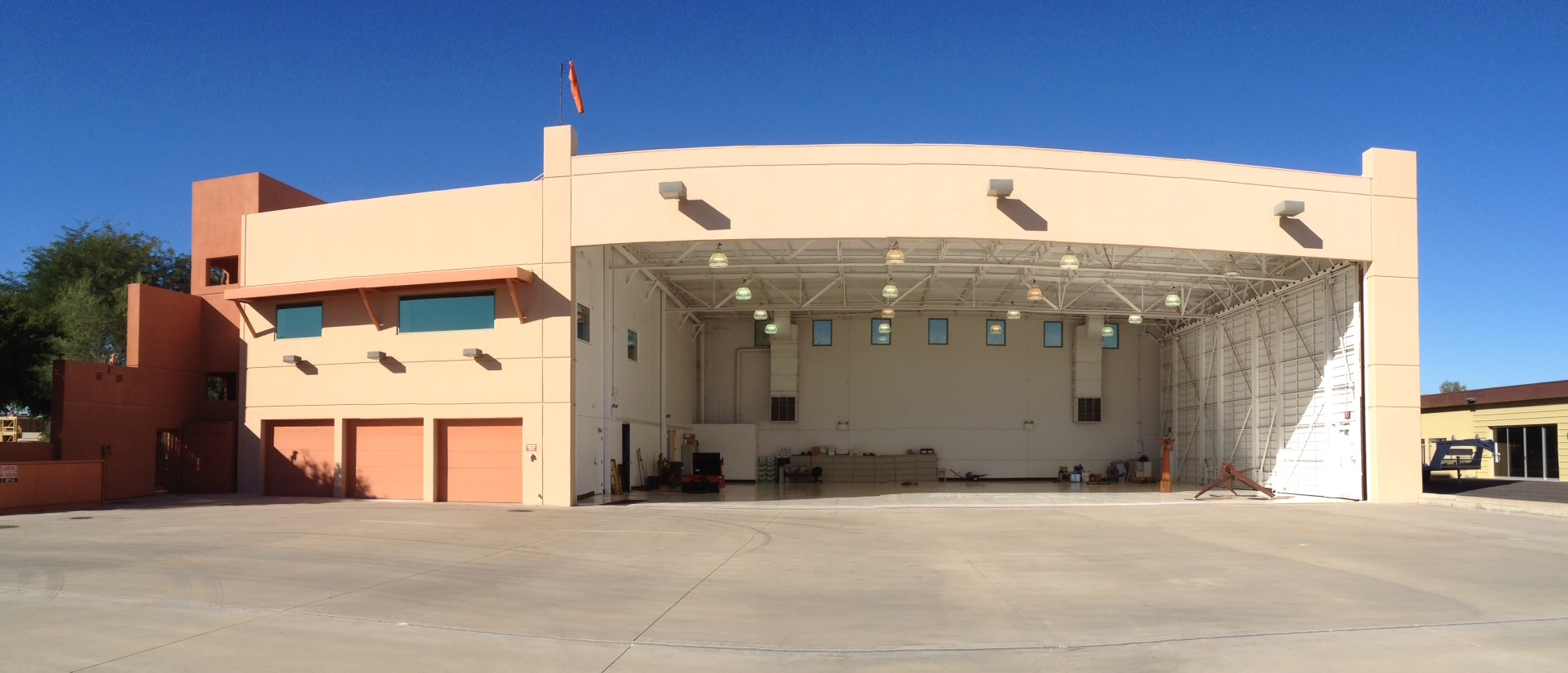 Aviation Scottsdale Hangars